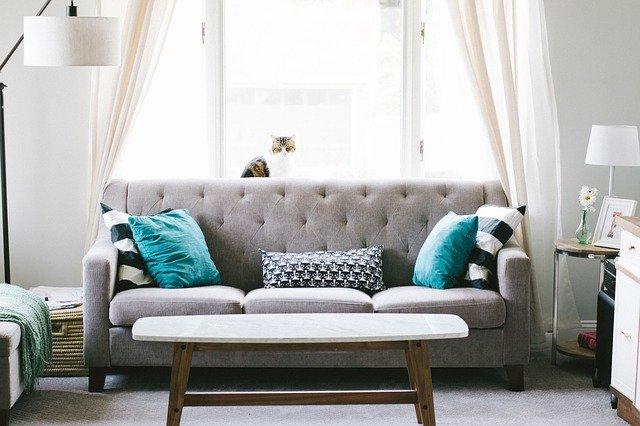 maličký obývák
