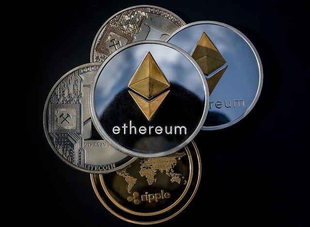 měna ethereunm
