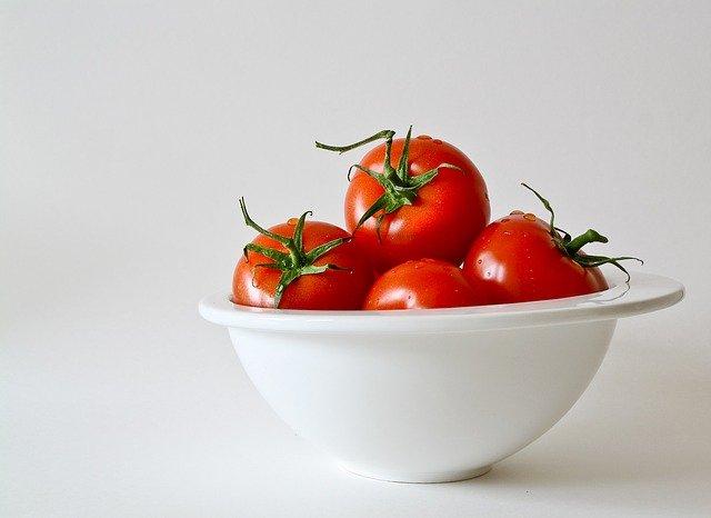 mísa rajčat